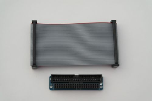 GPIO Breakout Kit for use with Raspberry PI B+ - Self Build Kit (1)